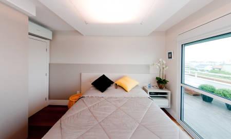 Ideias simples para decorar quarto de casal pequeno