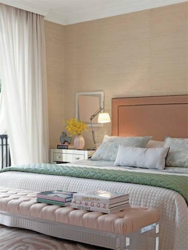 Decorados - quarto de casal com espaço pequeno