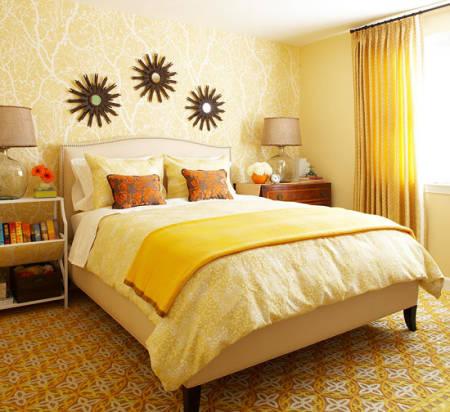 Decoração simples para quarto de casal pequeno de apartamento
