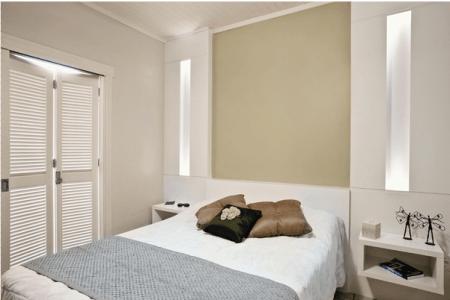 Ideias de decoração de quarto de casal pequeno