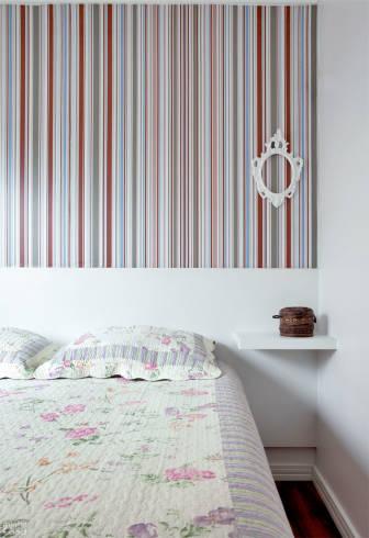 Fotos de quartos de casal pequenos decorados