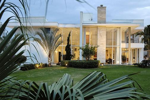 Tendências da arquitetura moderna residencial
