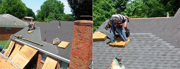 Como instalar telha shingle passo a passo