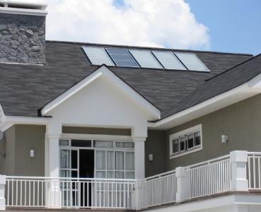 Benefícios da telha shingle para casa e sobrado
