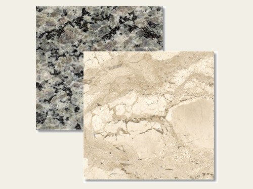 Granito x marmore - diferenças