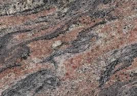 Tipos de granito rosa nacionais