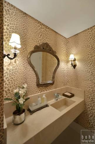 Dicas de decoração para lavabos diferentes e ousados