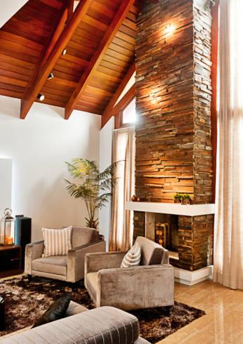 Pedras decorativas ideias para fachadas e paredes for Designer com