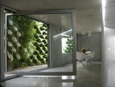 Estilos de Porta Pivotante de vidro transparente