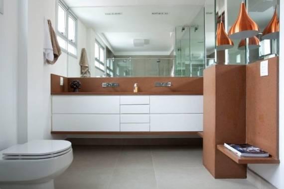Dicas de modelos de silestone e quartzo para usar no banheiro