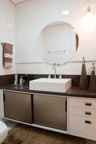Dicas de cores e tipos de granito para bancada de banheiro