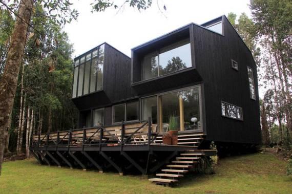 casa container pre os projetos fotos e dicas. Black Bedroom Furniture Sets. Home Design Ideas