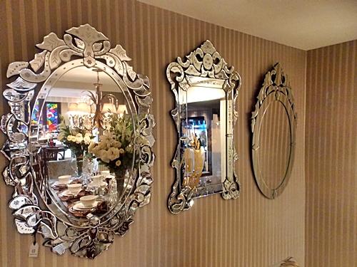 Onde comprar espelhos venezianos decorativos para sala