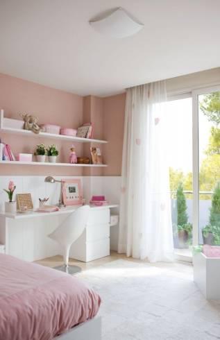 Fotos de quarto feminino rosa