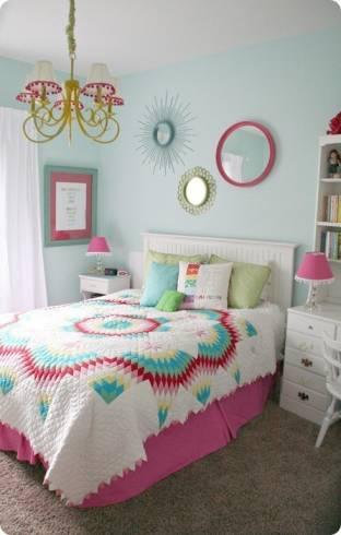 Cores para quarto feminino dicas e ideias lindas for Recamaras de unicornio para ninas