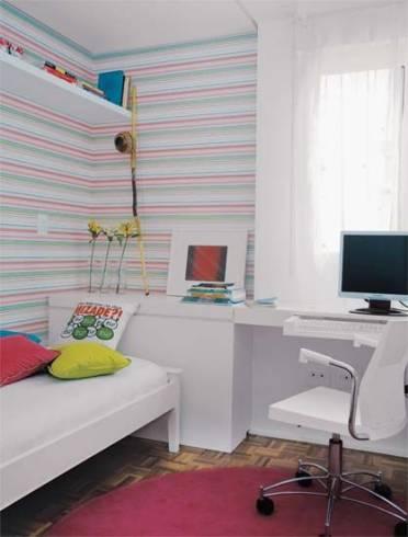 Fotos de quarto feminino clean - dicas de cores neutras