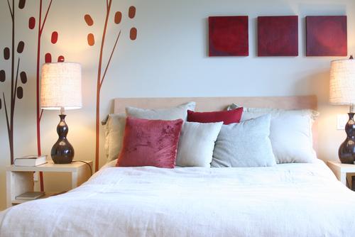 Ideias de decoração de casa simples e barato para quarto