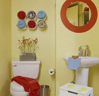 Fotos de lavabos decorados simples e diferentes
