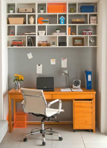 Melhores fotos de escritórios simples e baratos