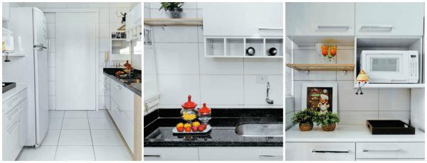 Dicas de Decoração clean para cozinhas