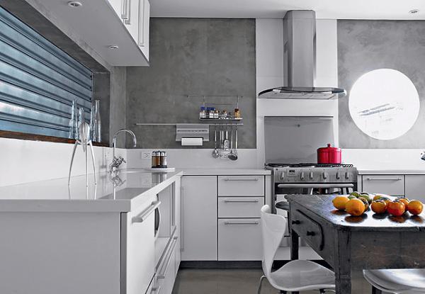 Fotos de cozinhas com Decoração clean