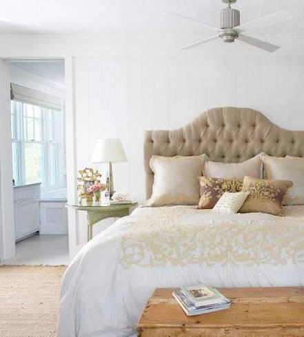 Dicas de decoração de paredes de quarto de casal clean