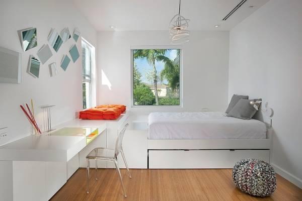 Dicas para quarto de adolescente clean e moderno