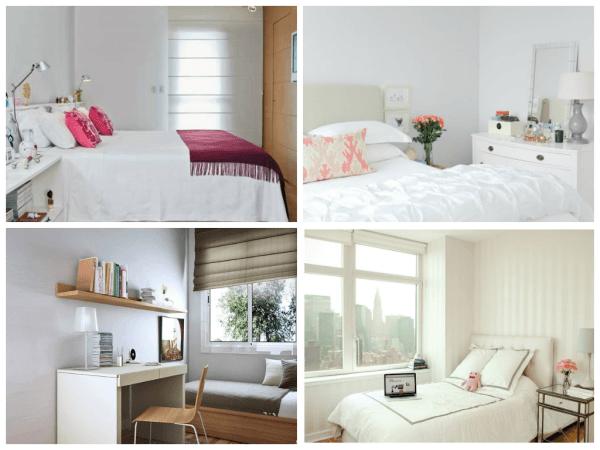 O que é estilo clean e como fazer no quarto