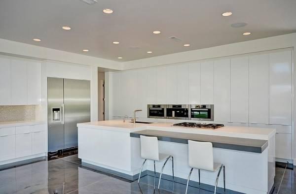 Dicas de decoração e iluminação para cozinha clean