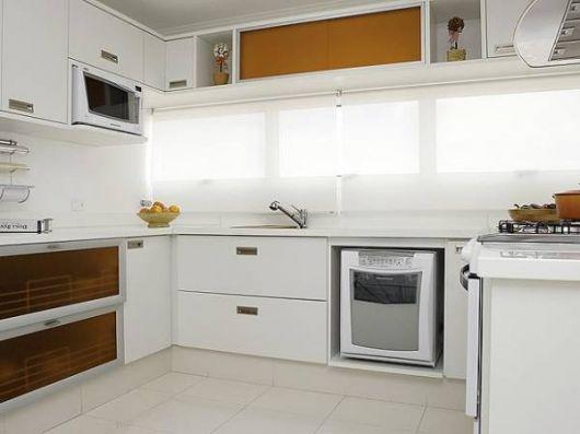 Estilos de decoração para cozinha clean