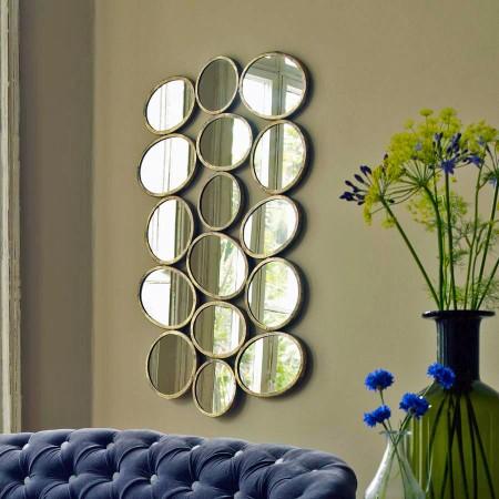 Como fazer um espelho diferente passo a passo