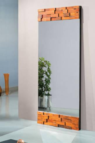 Tipos de espelhos decorativos para salas pequenas