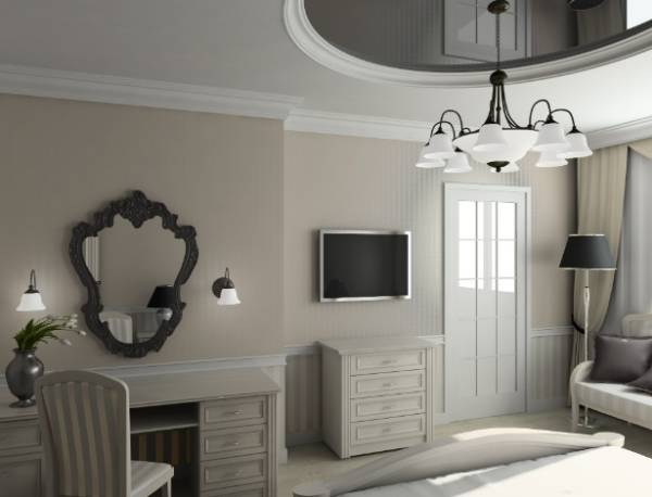 top 50 decora o com espelhos modelos dicas e fotos. Black Bedroom Furniture Sets. Home Design Ideas