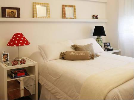 Dicas simples para decorar quarto de casal pequeno moderno