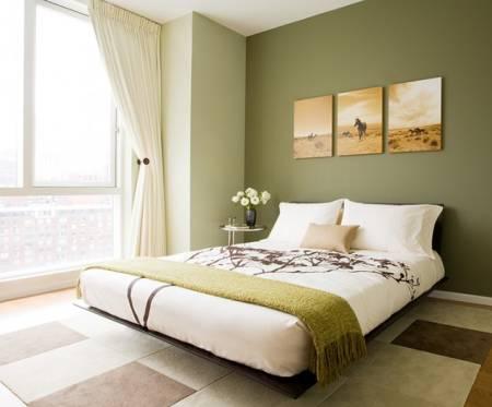 Fotos de quartos de casal simples decorados