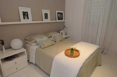 Como decorar quarto de casal simples sem gastar muito