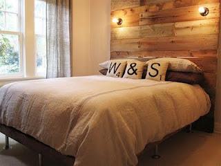 Ideias de decoração diferente e simples para quarto de casal