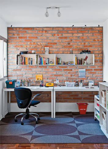 decoraçao home office 13