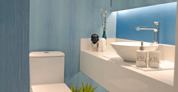 Dicas de decoração para lavabo pequeno