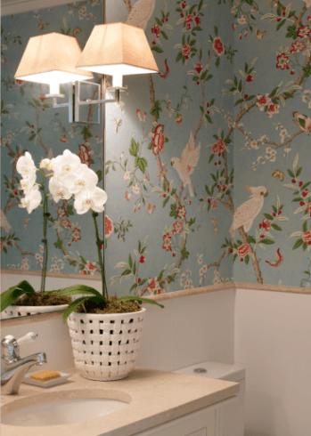 Dicas de decoração barata para lavabo