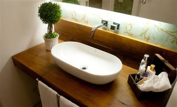 Dicas de cubas para lavabos decorados