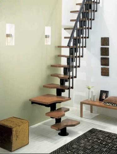 Como fazer uma escada santos dumont de madeira