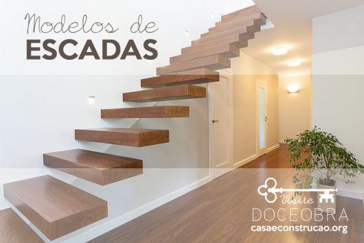 60 Modelos De Escadas Internas Conheça Os Mais Lindos De Todos