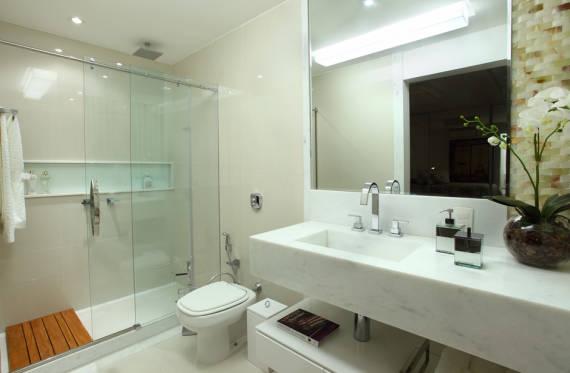 NICHO PARA BANHEIRO Como Fazer, Fotos e Dicas -> Nicho Banheiro Marmoglass