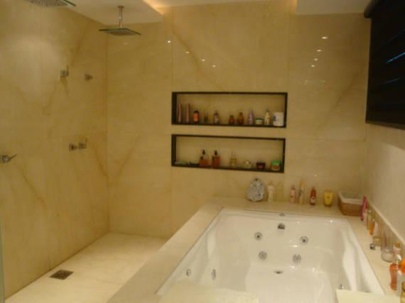 NICHO PARA BANHEIRO Como Fazer, Fotos e Dicas -> Nicho De Banheiro Em Granito