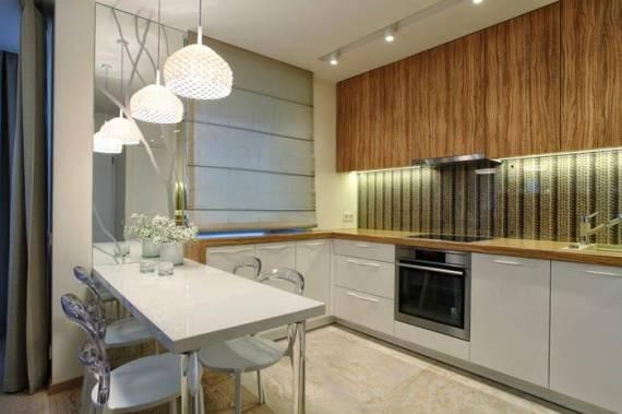 Dicas de modelos de Pendentes para cozinha clean moderna