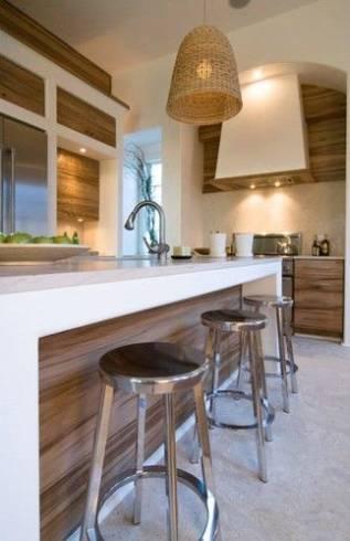 Fotos de cozinhas decoradas com pendentes diferentes