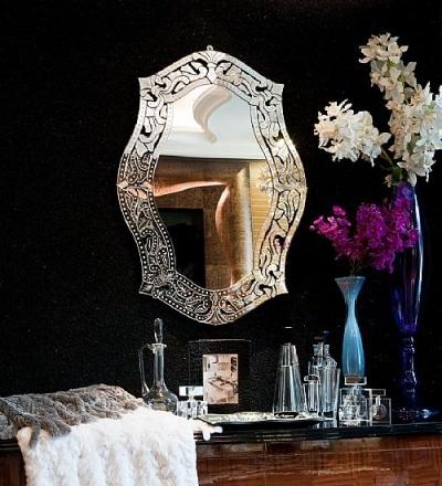 Dicas de decoração com espelhos venezianos