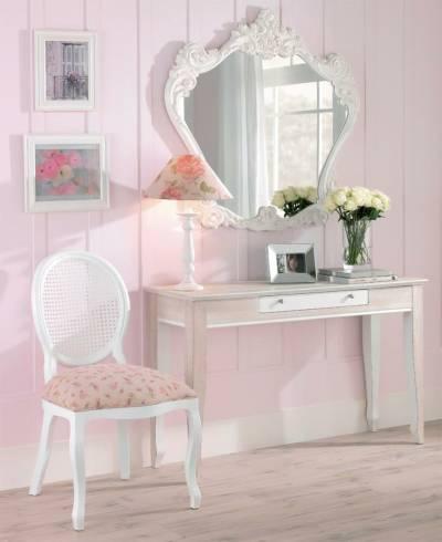 Fotos de aparador e penteadeira com espelho provençal