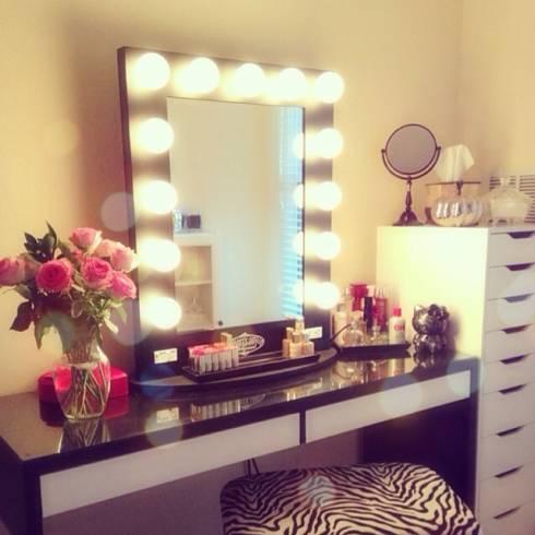Dicas de tipos de espelhos para closet e penteadeira